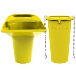 STÄRKE - Zsyp do gruzu - żółty